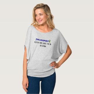 Thalassophile Woman T-Shirt