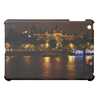 Thames river at night iPad mini covers