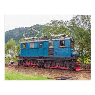 Thamshavnbanen locomotive no. 8 postcard