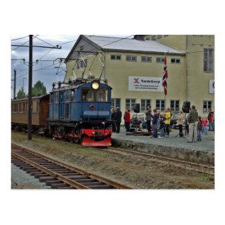 Thamshavnbanen Norway Grand Opening 2006 Postcard