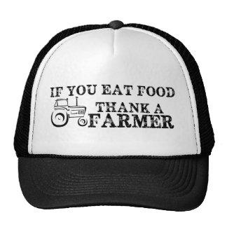 Thank A Farmer Cap