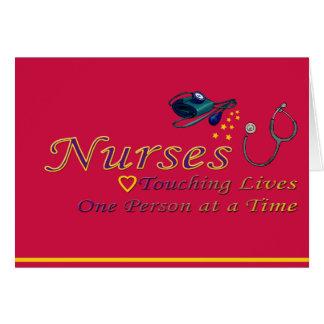 Thank a Nurse Card