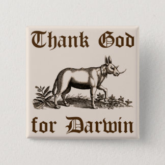 Thank God for Darwin Button