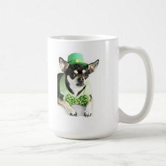 Thank God I'm Irish St. Patrick's Day Dog Mug