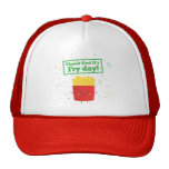 Thank God It's Fry Day! with Cute French Fries Cap