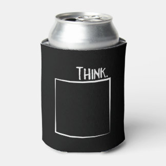 Thank Outside The Box Literal Typography Can Cooler