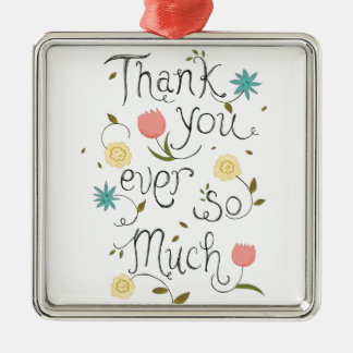 *THANK YOU* 2 SOMEONE SPECIAL ORNAMENT FOR ANYTIME