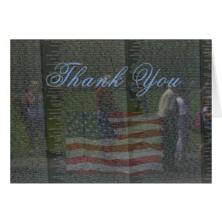 Thank You American Greeting Card