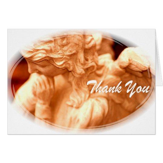 Thank You Angel Card