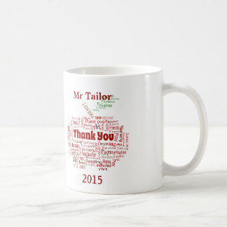 Thank You Appple for  Teacher mug