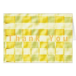 Thank You - Artful Romance Series Apr 2011 Card