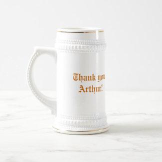 Thank you Arthur Mug