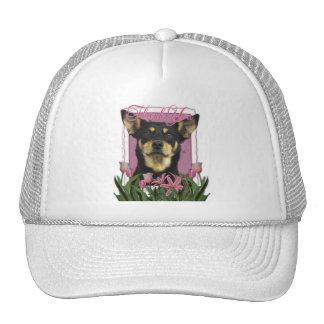 Thank You - Australian Kelpie - Jude Mesh Hat