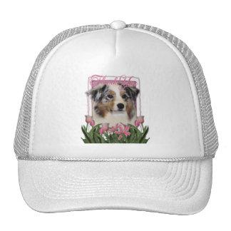 Thank You - Australian Shepherd Trucker Hats