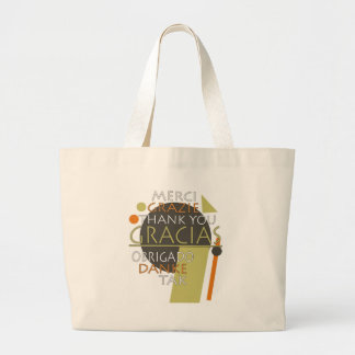 Thank You Canvas Bags