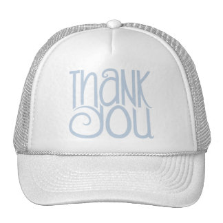 Thank You Blue Hat