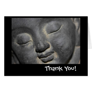 Thank You - Buddha Greeting Cards