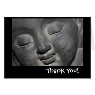 Thank You - Buddha Greeting Cards
