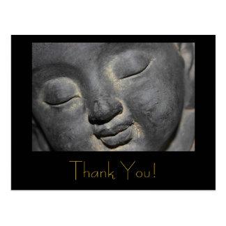 Thank you - Buddha Postcards