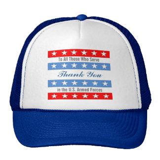 Thank You cap Hats