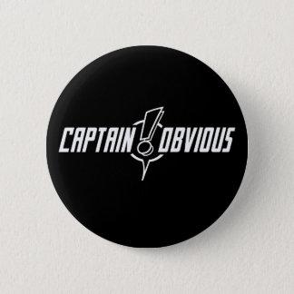 Thank You, Captain Obvious - Button