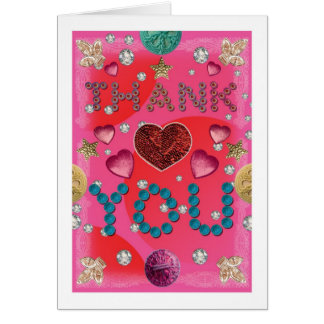 Thank You Card - Customized