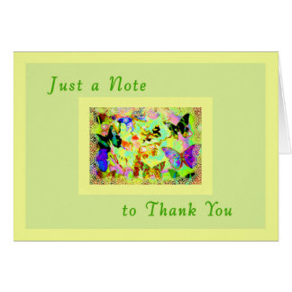 Thank You Card for Kindness