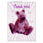 Thank you Card, Good for bridesmaid's or everyday Greeting Card