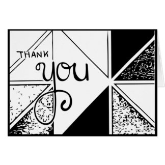 Thank You Card - Hand Lettering - Original Art