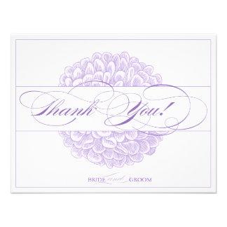 Thank You! Card Invitation