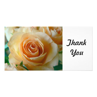 Thank You Card Photo Card Template