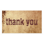 Thank You Cards Business Cards