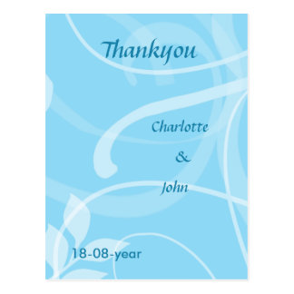 Thank You Cards Postcard