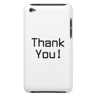 Thank You iPod Case-Mate Cases
