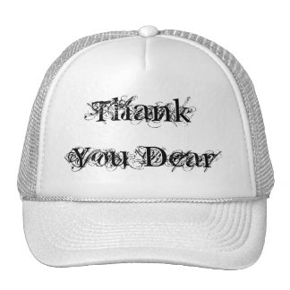 Thank You Dear Cap