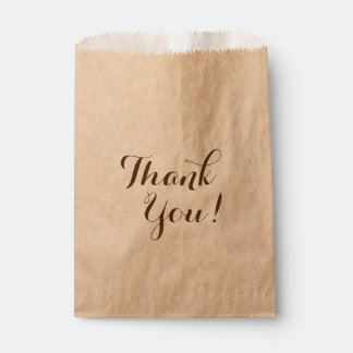 Thank You Favor Bags Favour Bags