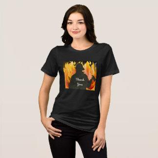Thank You Firemen, Firewomen, Firefighters shirt