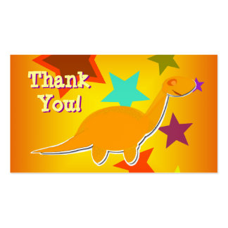 Thank You for Coming to my Party Cards Pack Of Standard Business Cards