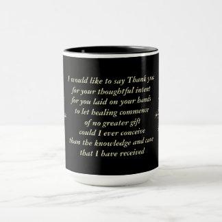 Thank you for Healing Mug