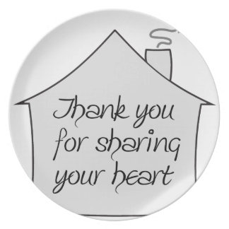 Thank you for Sharing Plate