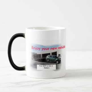 Thank you for your purchase morphing mug