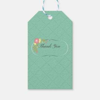 Thank You Gift Tag