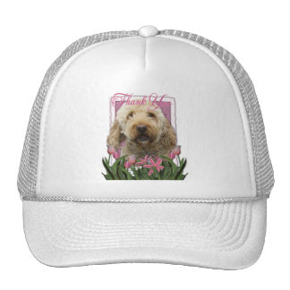Thank You - Goldendoodle Hat
