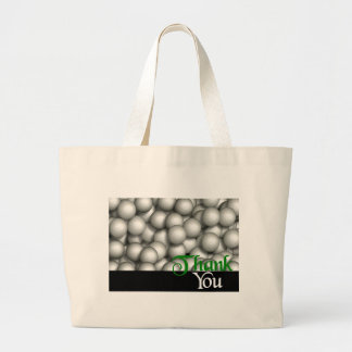 Thank You Golf Balls Bags