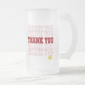Thank You Grocery Bag Coffee Mug