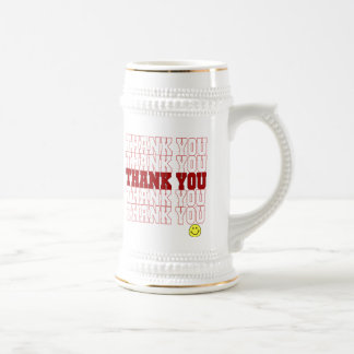 Thank You Grocery Bag Mugs