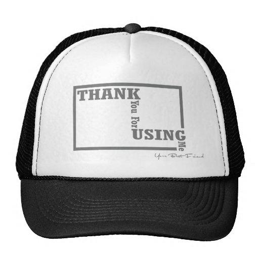 Thank You Mesh Hats