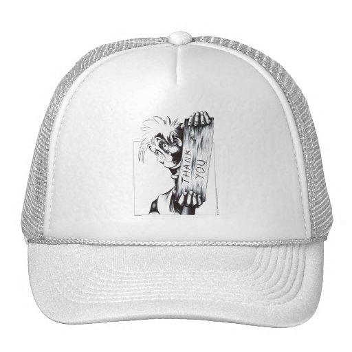 Thank You Mesh Hat