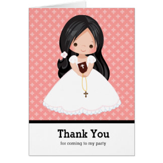 Thank you Holy Communion Card