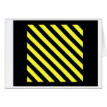Thank you/Invitation-Construction/Warning Party Greeting Card